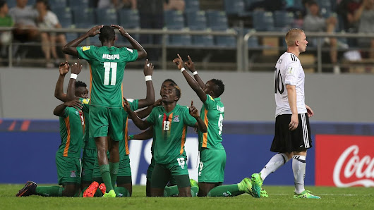 U20 WC: Zambia hits quarters after stunning fightback v Germany - New Telegraph Online
