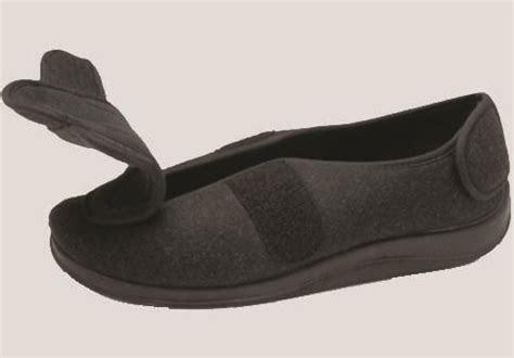 edema slippershoe