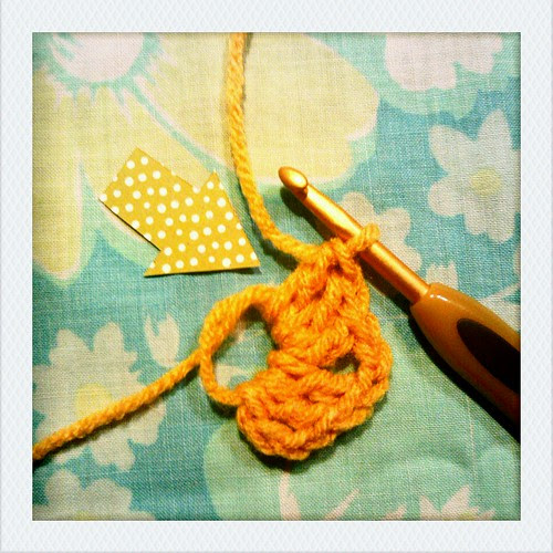 how to: basic granny square