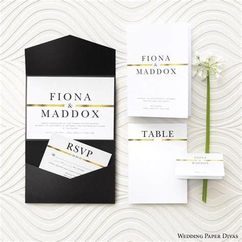 DIY Details for Your Wedding Invitation Suite   Wedding