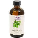 Peppermint Oil By Now Foods - 4 Ounces