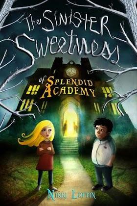 WISHFUL WEDNESDAY #22, THE SINISTER SWEETNEES OF SPLENDID ACADEMY