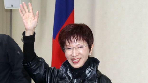 Líder do partido Kuomintang