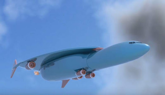 Airbus files patent for a Hypersonic Jet | wordlessTech