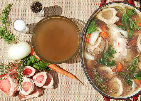 The Surprising History Behind Bone Broth