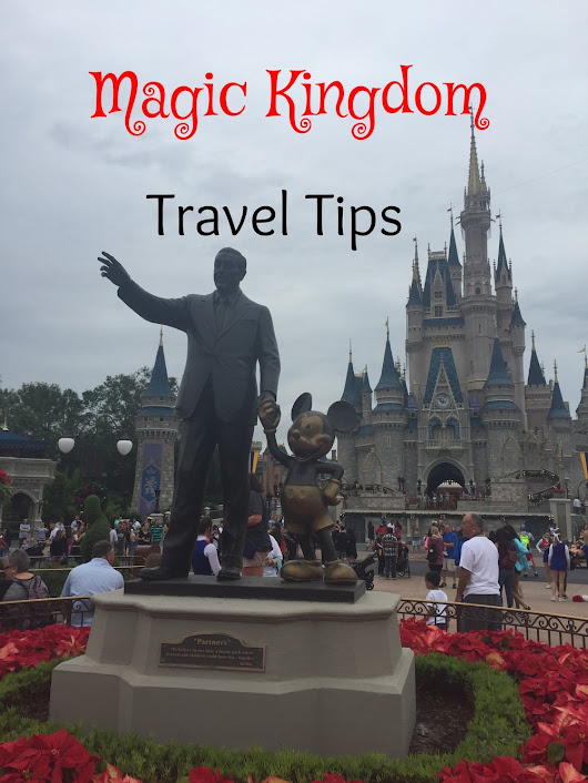 Disney's Magic Kingdom: Travel tips