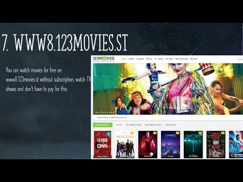 Top websites to watch & Download free movies and tvseries