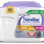 Similac Pro-Total Comfort Infant Formula, with Iron, Milk Based Powder, 0-12 Months - 22.5 oz