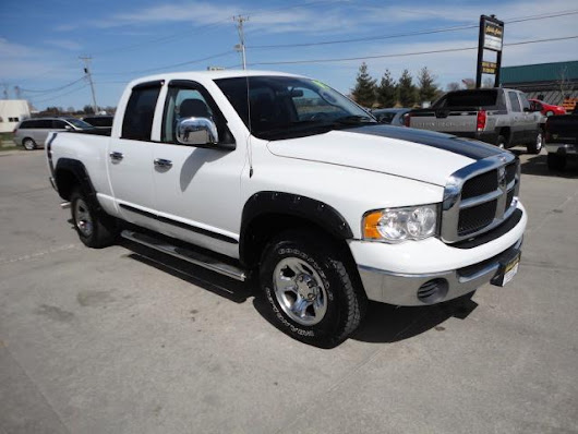 Used 2005 Dodge Ram 1500 for Sale in Des Moines IA 50313 Reliable Motors