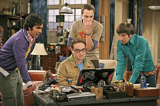 "The geeks will save us all: Steve Jobs, Mark Zuckerberg and the ""Big Bang Theory-fication"" of everything"