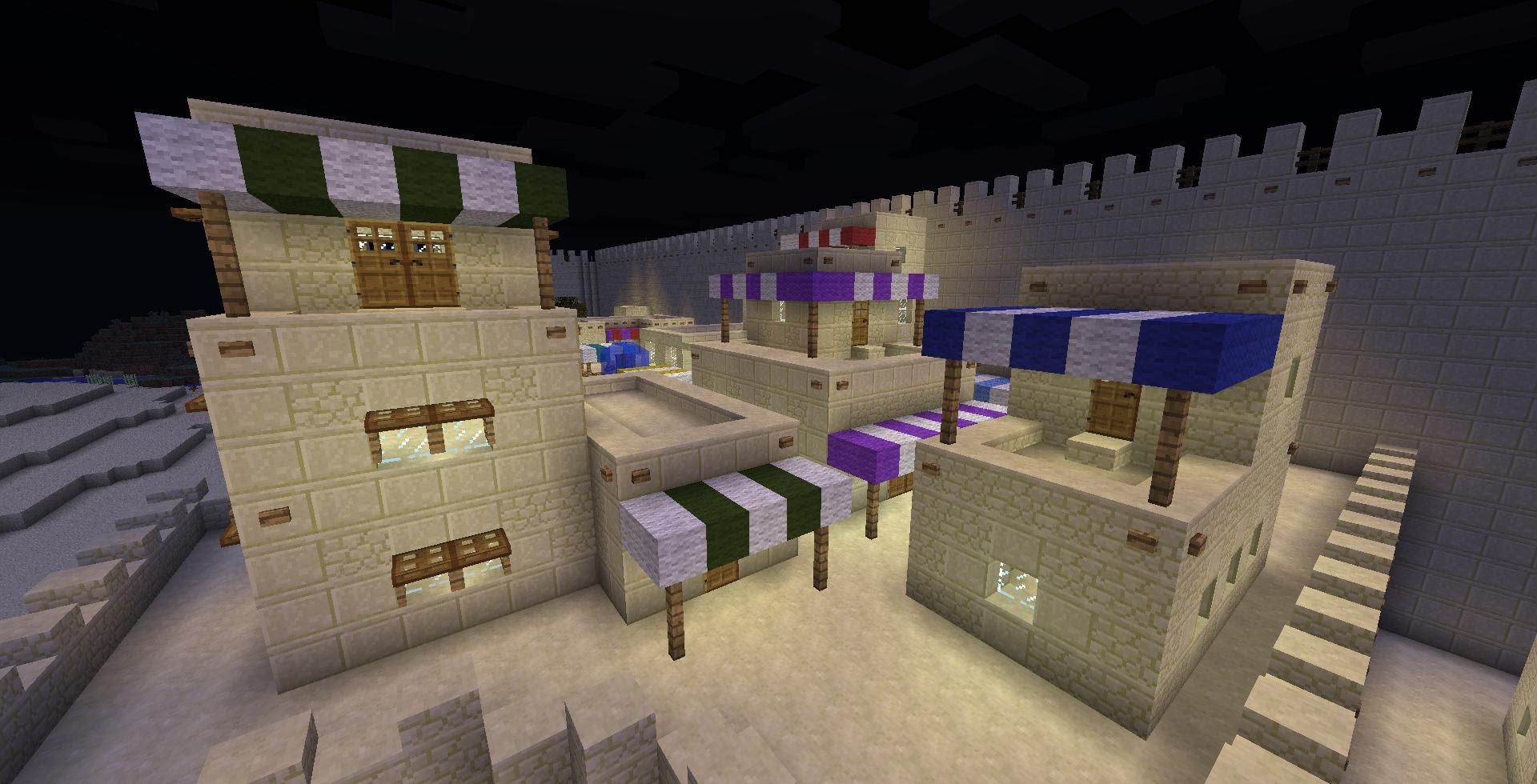 Building Minecraft Secrets