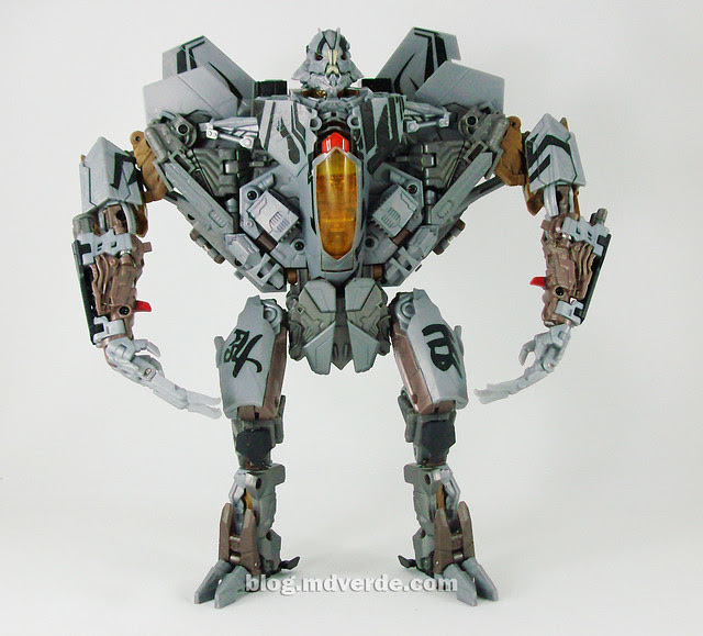 Transformers Starscream HftD Leader Class - modo robot
