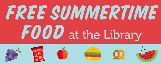 Free Summertime Food For Youth ~ New Orleans Public Library