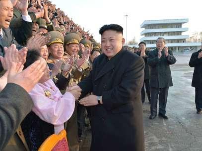 Investigadores independentes da ONU recomendaram que a organização encaminhe o caso da Coreia do Norte ao TPI Foto: Reuters