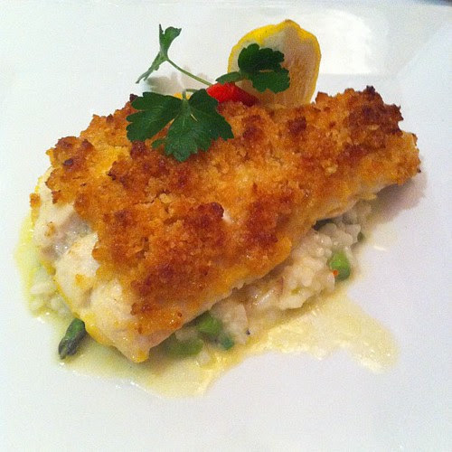 Potato Chip Encrusted Haddock cc @jimmyfallon