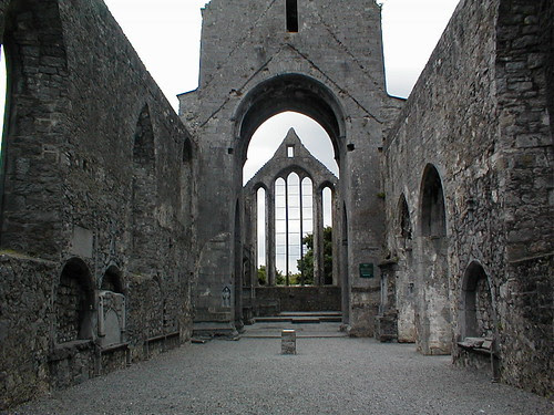 ireland - church