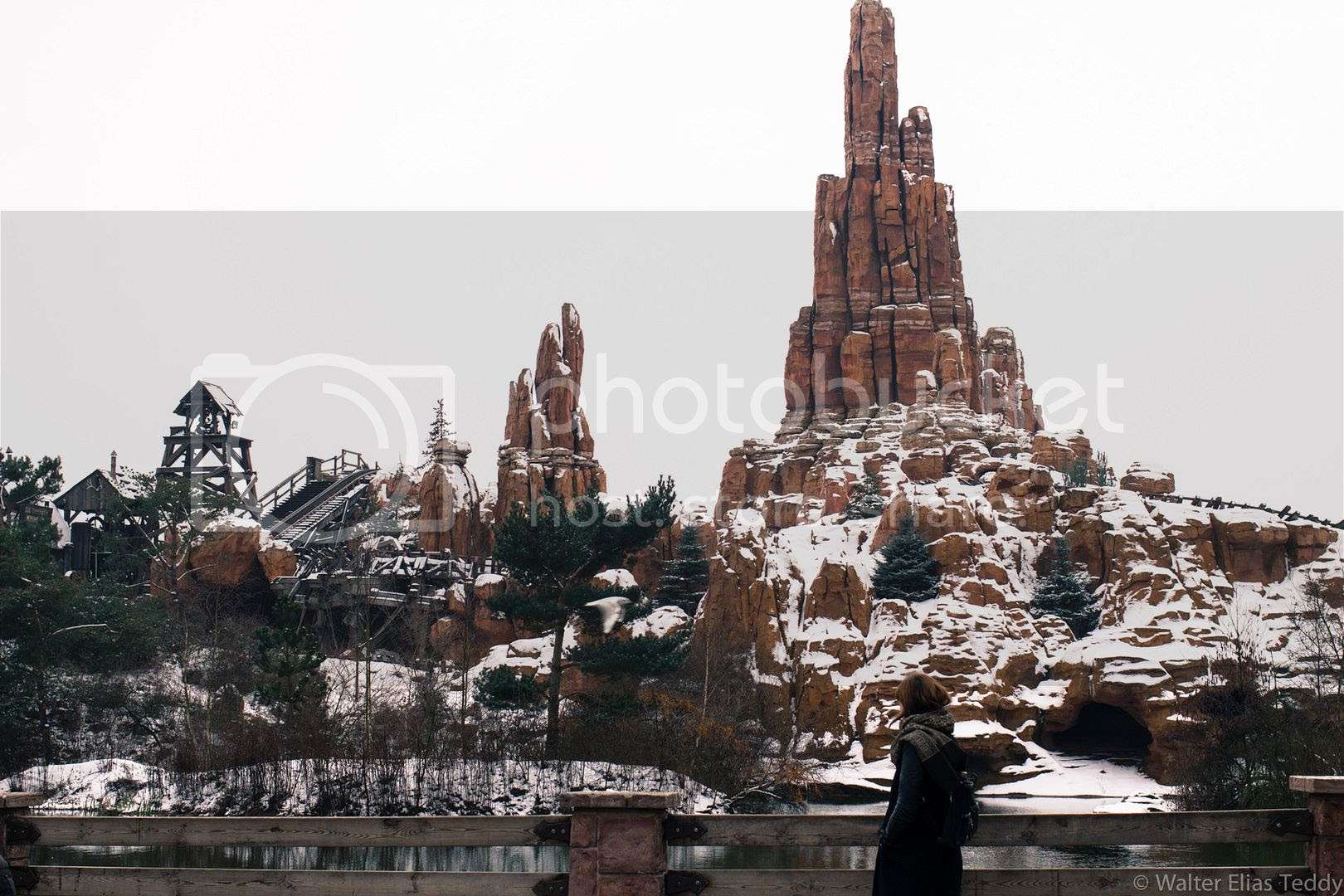 disneyland paris photo essay by walter elias teddy part two
