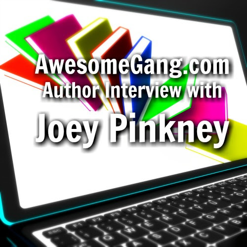 AwesomeGang.com Author Interview with Joey Pinkney