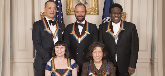 """The 37th Annual Kennedy Center Honors"" Announces Honorees, Performers and Guests: To Be Broadcast Tues. Dec. 30 on CBS  - Kennedy Center Honors - CBS.com"