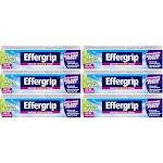 Effergrip Denture Adhesive Cream 2.50 Oz (pack Of 6)