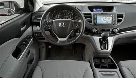 2020 Honda Crv Interior Review