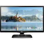 """LG - 24"""" Class (23.6"""" Diag.) - LED - 720p - HDTV - Black"""