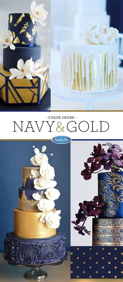 25  best ideas about Navy gold weddings on Pinterest