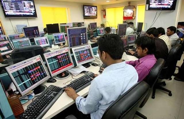 Share Market में तेजी, सेंसेक्स 400 अंक उछला, अडानी ट्रांसमिशन के शेयर में 3 फीसदी का इजाफा