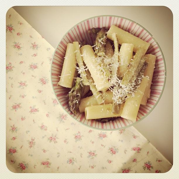 Pasta agli asparagi