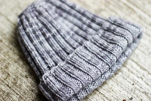 Finished Watchmen's Hat by Jeni Baker