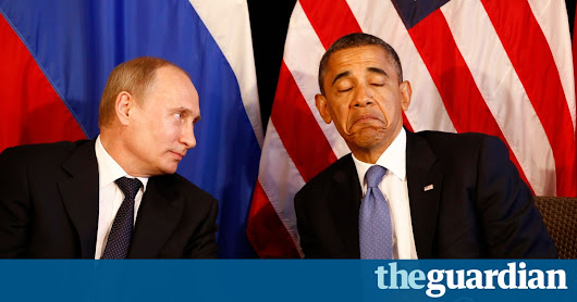 Vladimir Putin's big problem: America is no longer the enemy | World news | The Guardian