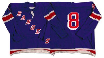 New York Rangers 72-73 jersey