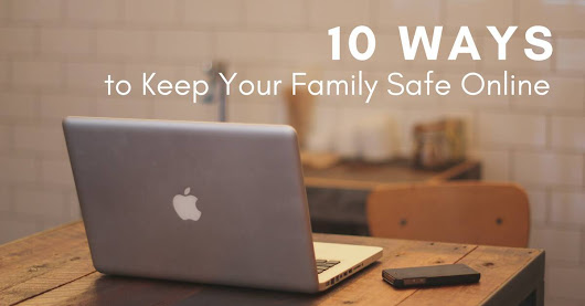Internet Safety for Kids and Teens
