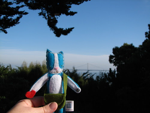 Shaggy Shadagrack in San Francisco, CA