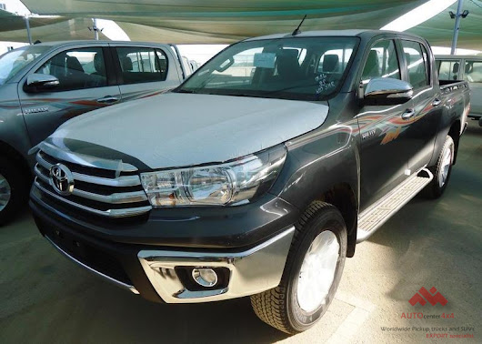New 2016 Toyota Hilux 4wd Glx-s 2.4 Diesel Automatic - Buy Tacoma,New Body,Lc200 Product on Alibaba.com