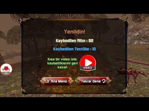 CRİMSON WARDEN - RPG - GAMEPLAY