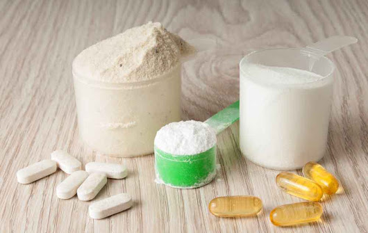 6 Best Supplements for Lean Muscle Growth and Fat Loss