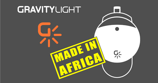 CLICK HERE to support GravityLight 2: Made in Africa