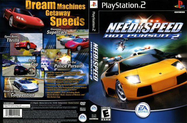 Need For Speed Hot Pursuit Ps2 Iso Need4speed Fans