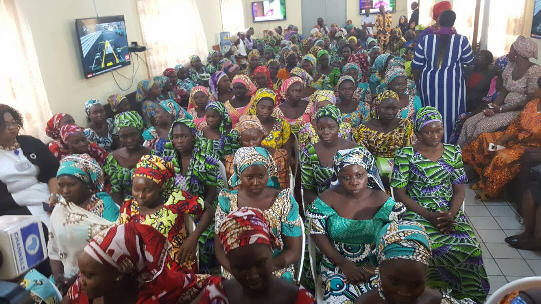 [GIST] Six Girls Abducted By Boko Haram From Chibok, Others Escape With Nine Children