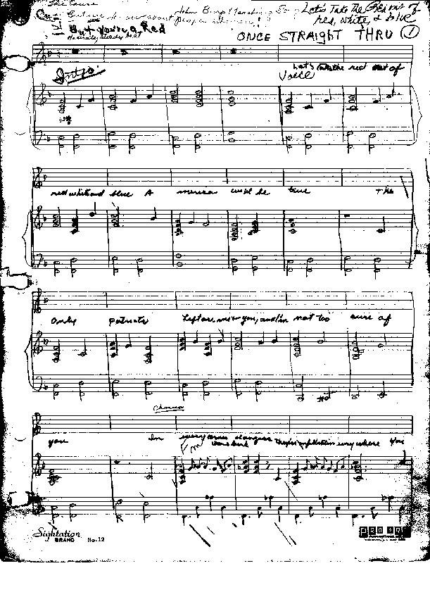 John Burp Marching Song