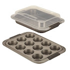 Anolon Advanced Non-Stick 3-pc. Bakeware Set with Lid - Bakeware