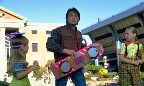 Hey, McFly! Hoverboard available on Kickstarter for $10,000