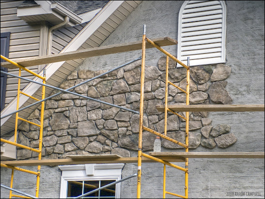 Stone Veneer: A Convenient Alternative - American Quality Remodeling