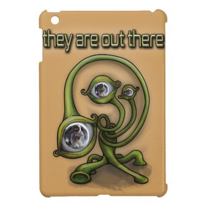 They are out there iPad mini case