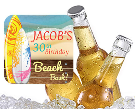 Best Summertime Labels for Your Outdoor Party