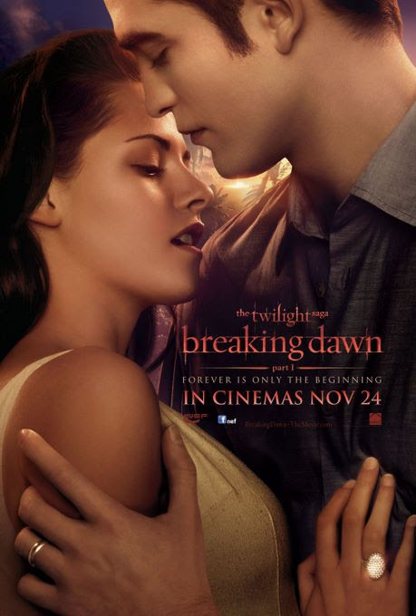 Poster The Twilight Saga Breaking Dawn Part 1