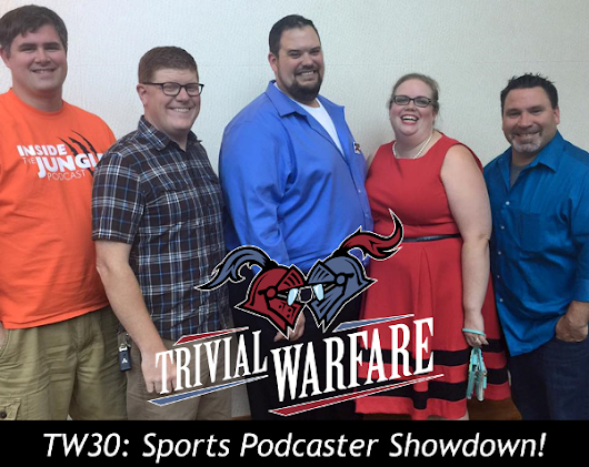 TW30: Sports Podcaster Showdown