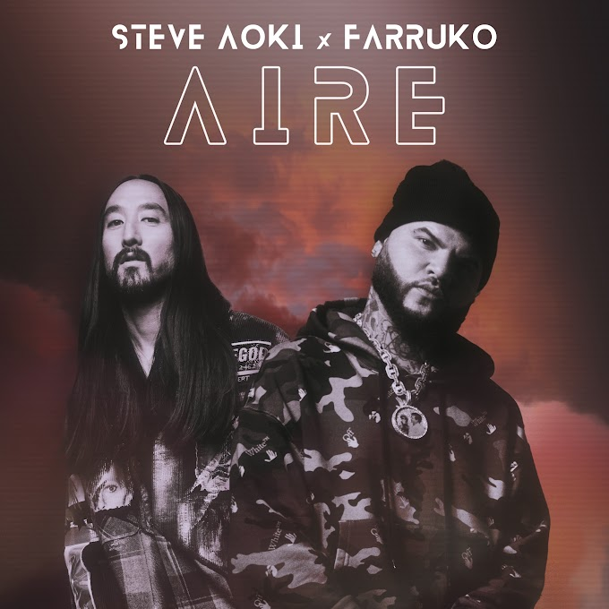 Steve Aoki & Farruko - Aire - Single [iTunes Plus AAC M4A]