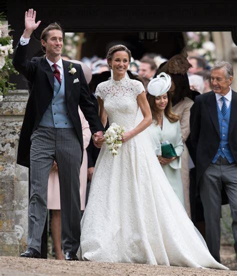 Pippa Middleton's Wedding Dress   POPSUGAR Fashion Photo 10